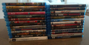 Blu Ray Movies for Sale (See List Inside)