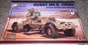 Panda Hobby 1/35 Husky Mk.III VMMD