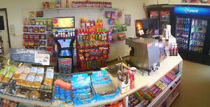Gas Station for sale, Convenience Store, Tire Shop, 4 bed house Regina Regina Area image 2