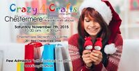 22nd Annual Chestermere Christmas Craft Sale - Sat Nov 7, 2015