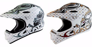 New Kali Durgana Medusa Full Face Bike Helmet DH FR MSRP $200