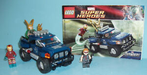 LEGO SUPER HERO no 6867, L'ÉVASION de LOKI