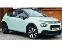 2019 Citroen C3 1.2 PureTech Feel 5dr HATCHBACK Petrol Manual