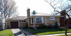 Lovely updated bungalow with income potential - Moncton Hospital