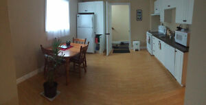 2 Bedroom Fully Furnished Basement Apartment.  POU.