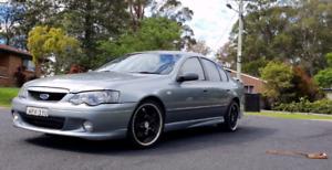 Swap ba xr6 turbo 2004