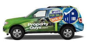 Thinking of selling?  Propertyguys.com, Yukon