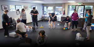 WANTED OPEN SPACE TO TEACH DOG TRAINING- GOOD SOLID TENANT!