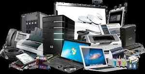 Réparation et entretien d'ordinateurs toutes marques