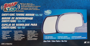 Extension Mirrors for towing - Chev/GMC