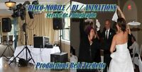 SERVICE DE DISCO-MOBILE AVEC DJ ET ANIMATIONS !
