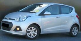 2014 Hyundai i10 1.0 SE 5dr HATCHBACK Petrol Manual