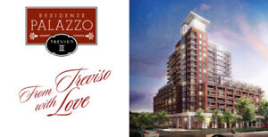 Treviso Phase 3 - 1Bed Never Lived In W/ HUGE TERRAZO