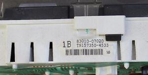 1998 1999 Toyota Avalon Instrument Cluster KM 322886 83010-07020 Stratford Kitchener Area image 2