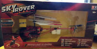 SkyRover Remote Controlled Helicopter ONLY $15 Mint Condition