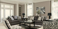 BRAND NEW Signature Design couch & loveseat by Ashley Hobson