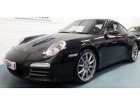2010 60 PORSCHE 911 3.8 CARRERA 4S PDK 2D AUTO 385 BHP