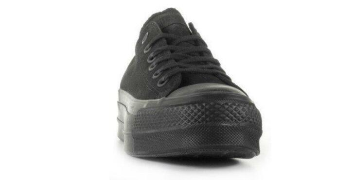 9a05b14e26a Converse Chuck Taylor Clean Lift Ox 562926C Damessneakers | 2dehands.be