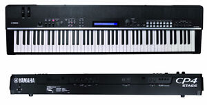 clavier Yamaha CP4 comme neuf  *Ferme*