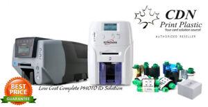 Photo ID card printer - Plastic card printer