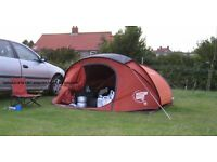 POP UP XL FAMILY TENT ABSOLUTE BARGAIN