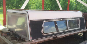 Truck canopy for 87 and older Chev and GMC pickups