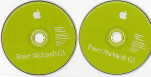 Apple Power Macintosh G3 (1999) Install/Restoration CD - $25.00
