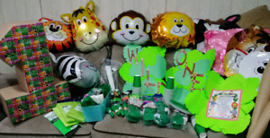 Childs (1st) Birthday Supplies $40 for all