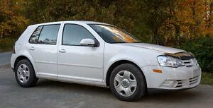 2010 Volkswagen Golf City - private sale