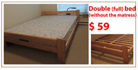 Double (full) bed