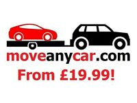 New thinking in vehicle transportation, within and out with Aberdeen - From £19.99!