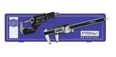 54-004-850 Fowler Caliper Mic Tool Set