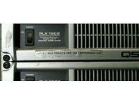 QSC PLX 1802 Power Amp