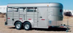 Looking for a horse trailer to rent