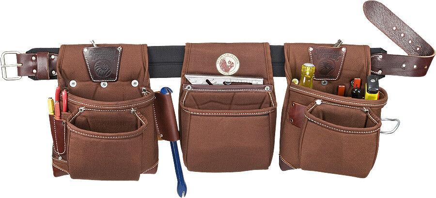 NEW Occidental Leather 8385XL Black Belt Stronghold Rough Fr