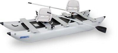 Inflatable boat pontoon SeaEagle 375