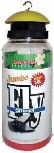 Envirosafe Jumbo Size Fly Trap - Box of 6 with baits included Clarkson Wanneroo Area Preview