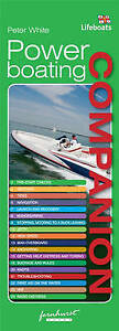 Powerboating Companion by Peter White (Paperback, 2007) New ZS3