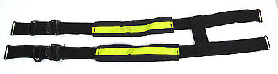 Used Lion Apparel Firefighter Suspenders Sb342t Or Similar 42 Standard Regular