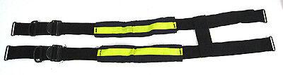 Used Lion Apparel Firefighter Suspenders Sb342t Or Similar 42 Standard Regular