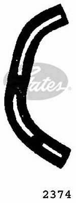 NEW GATES ENGINE RADIATOR HOSE RUBBER COOLING OE QUALITY REPLACEMENT 2374