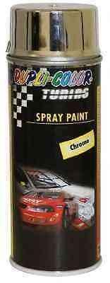 bombe peinture professionnel deco chrome argent 400ml dupli color - Dupli Color Bombe Peinture
