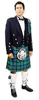 Scottish Jacket and Kilt