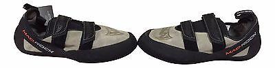 Mad Rock Drifter Climbing Shoes, Black/Grey, 7.5 US