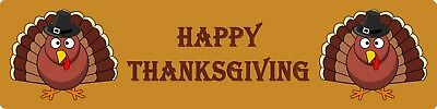 Outdoor Thanksgiving Decorations (Thanksgiving turkey indoor/outdoor aluminum novelty decoration door plaque)
