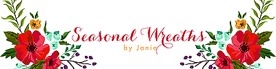 Seasonal Wreaths and Gifts by Janie