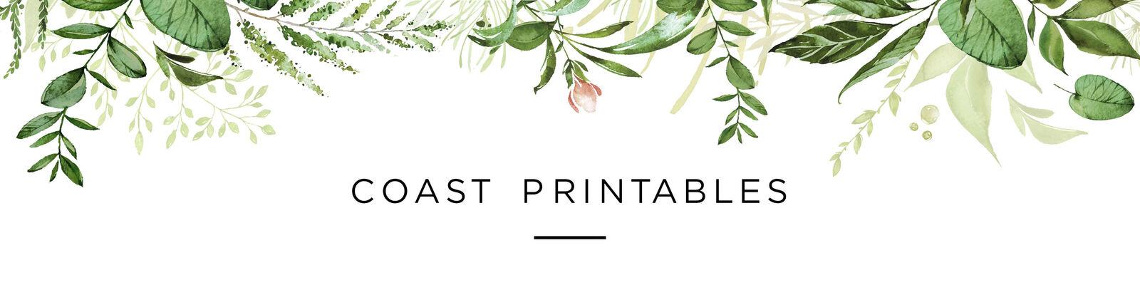 Coast Printables