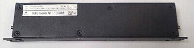 Wainwright Instruments Wrcg18051880-17901895-3810ssfl1 Band Reject Filter
