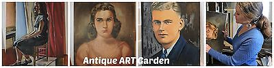Antique ART Garden