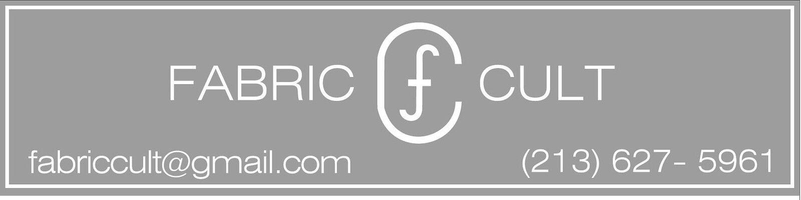 Fabric Cult Revolution